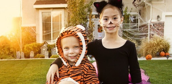 Creating a Great Halloween for Children with Autism