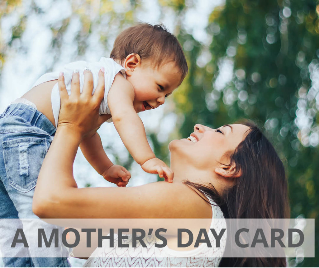 A Mother's Day Card to Special Needs Moms