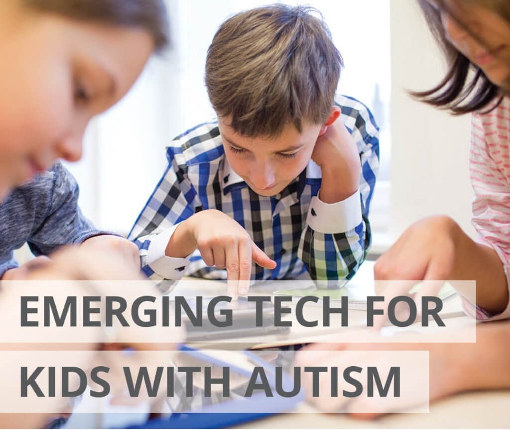 Emerging Technology for Kids with Autism – Chrisopher Flint