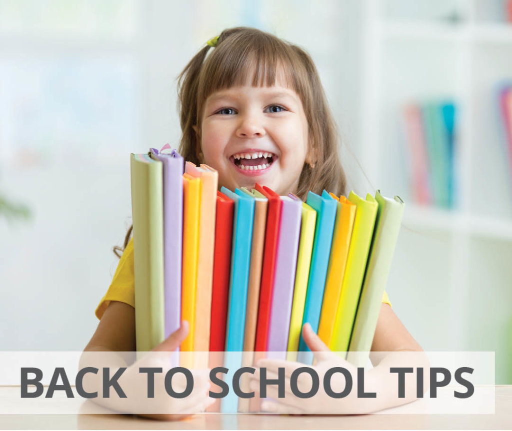 Reducing Back to School Anxiety for Kids with Autism