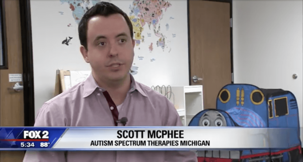 Autism Therapy Uses Applied Behavior Analysis at Livonia Clinic