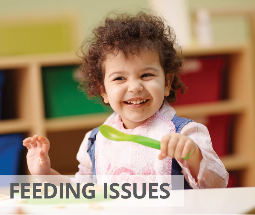 Beyond Picky Eating – Addressing Your Child's Feeding Issues