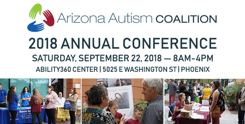 Arizona Autism Coalition's Annual Autism Conference