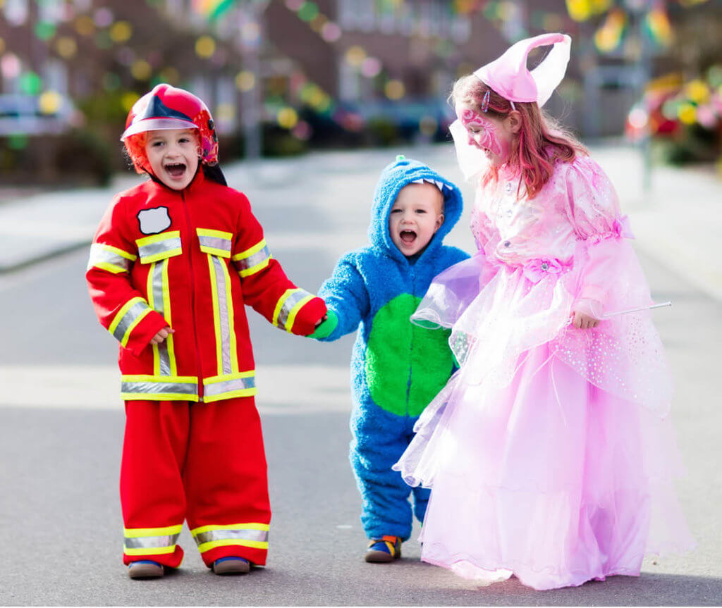 Halloween Costumes for Kids with Autism