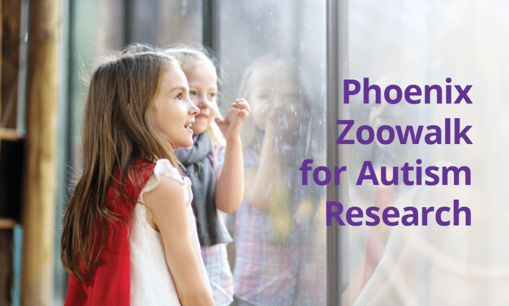 14th Annual Zoowalk for Autism Research