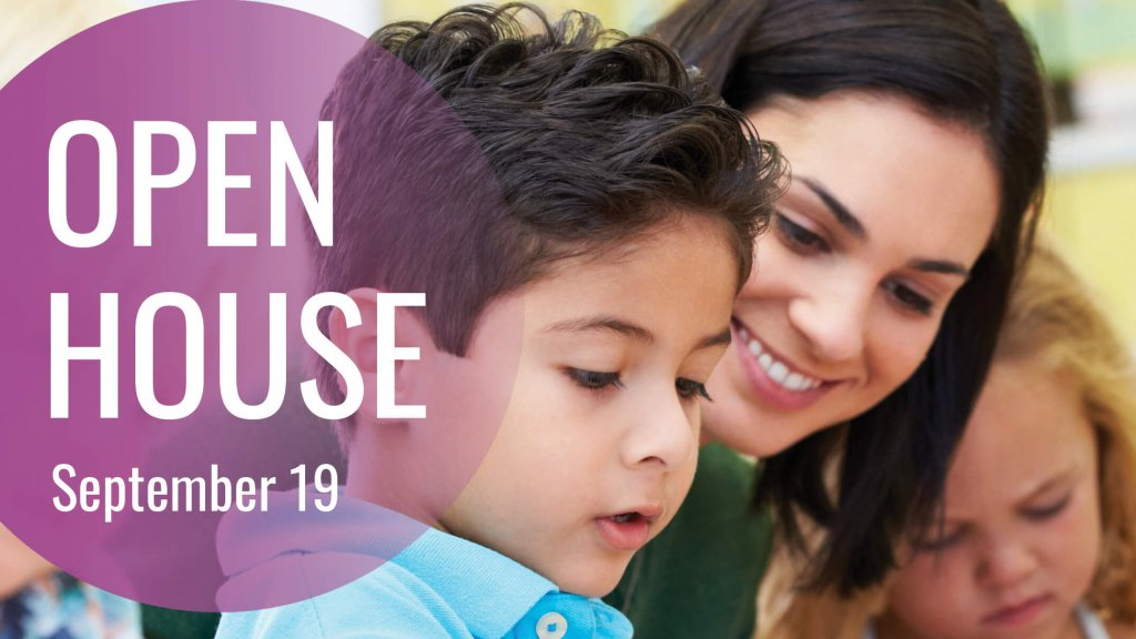 Join Us for an Open House!