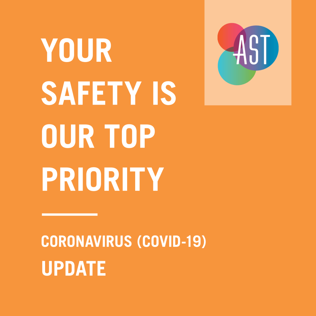 Your Safety is Our Top Priority – Coronavirus (COVID:19) Update