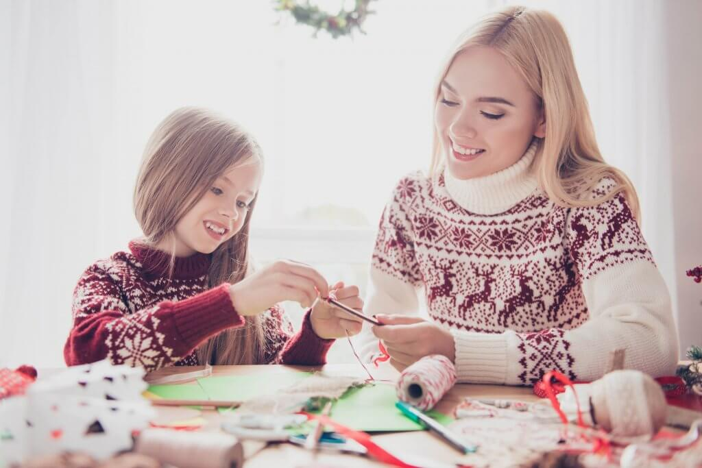 Holiday Gifts to Make with Your Child