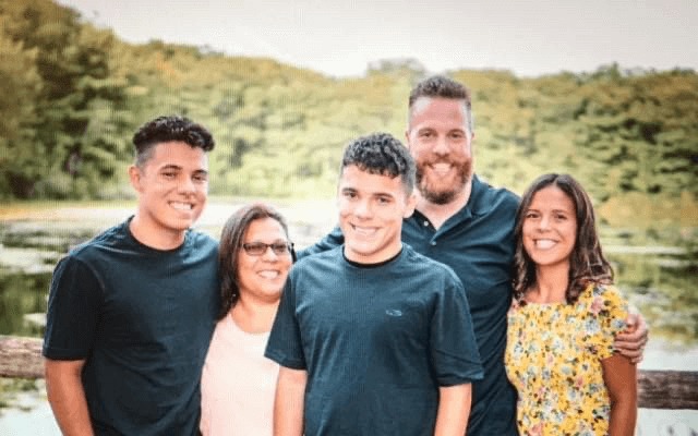 A Special Mother's Day Interview with Becky Schoenfeldt
