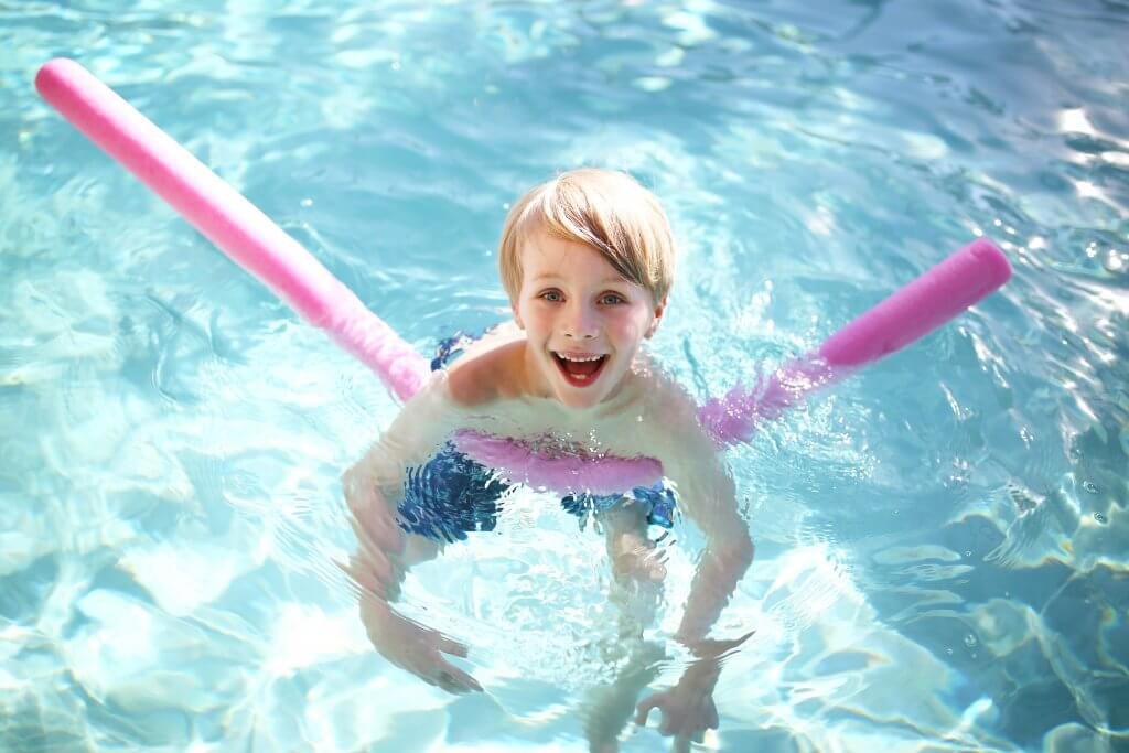 Why Swimming and Water Play Benefit Kids with ASD